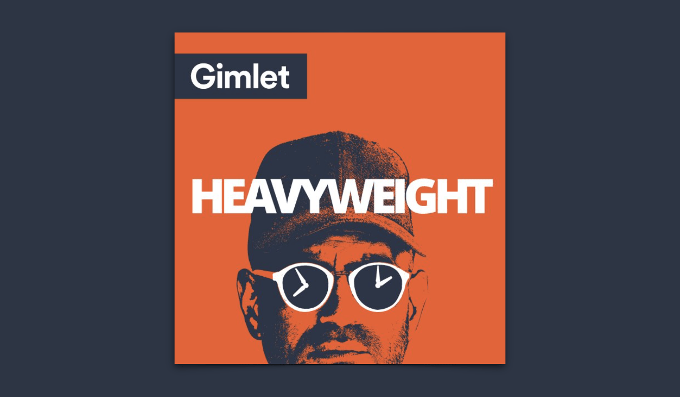 Heavyweight Podcast Review