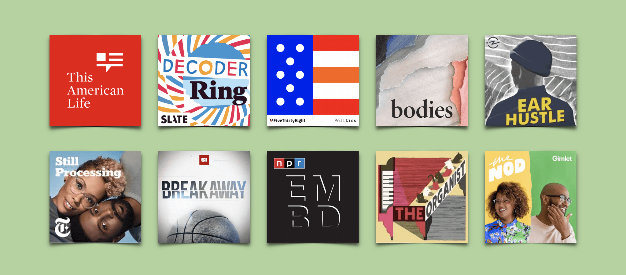 25 Best Podcast Episodes of 2018