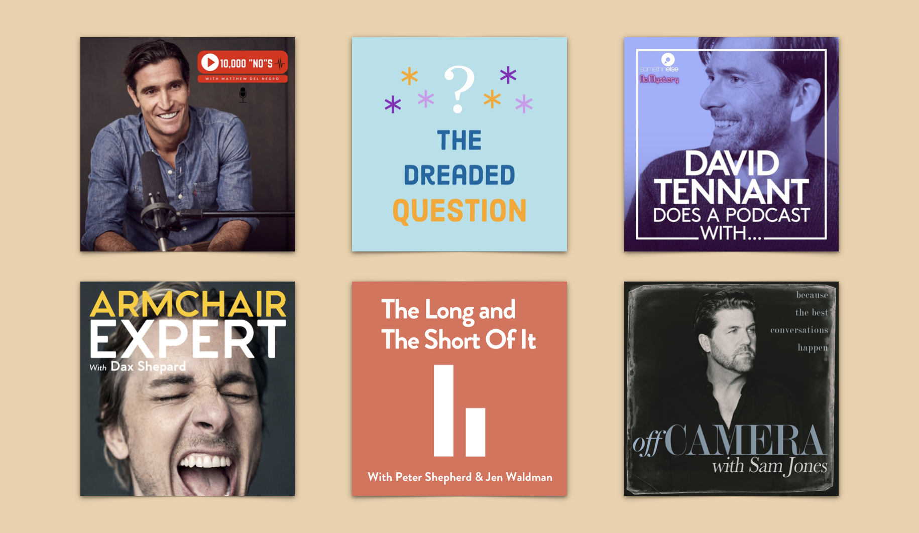 Best Acting Podcasts