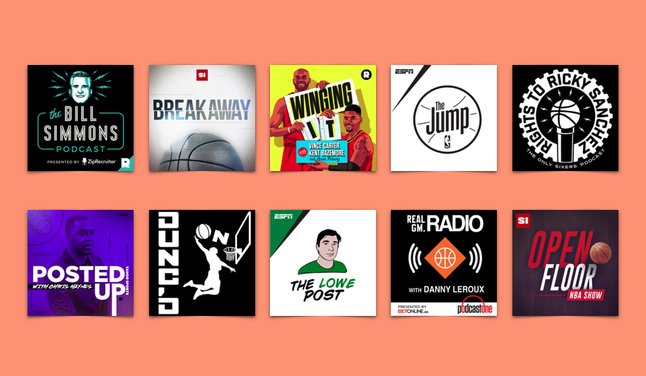The 10 Best NBA Podcasts