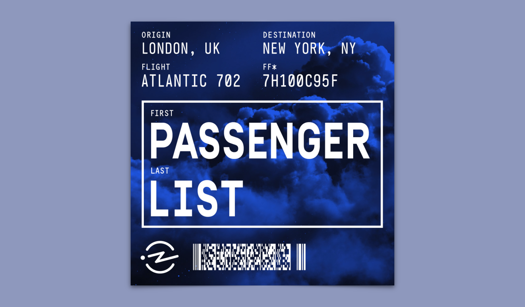 Passenger List Podcast