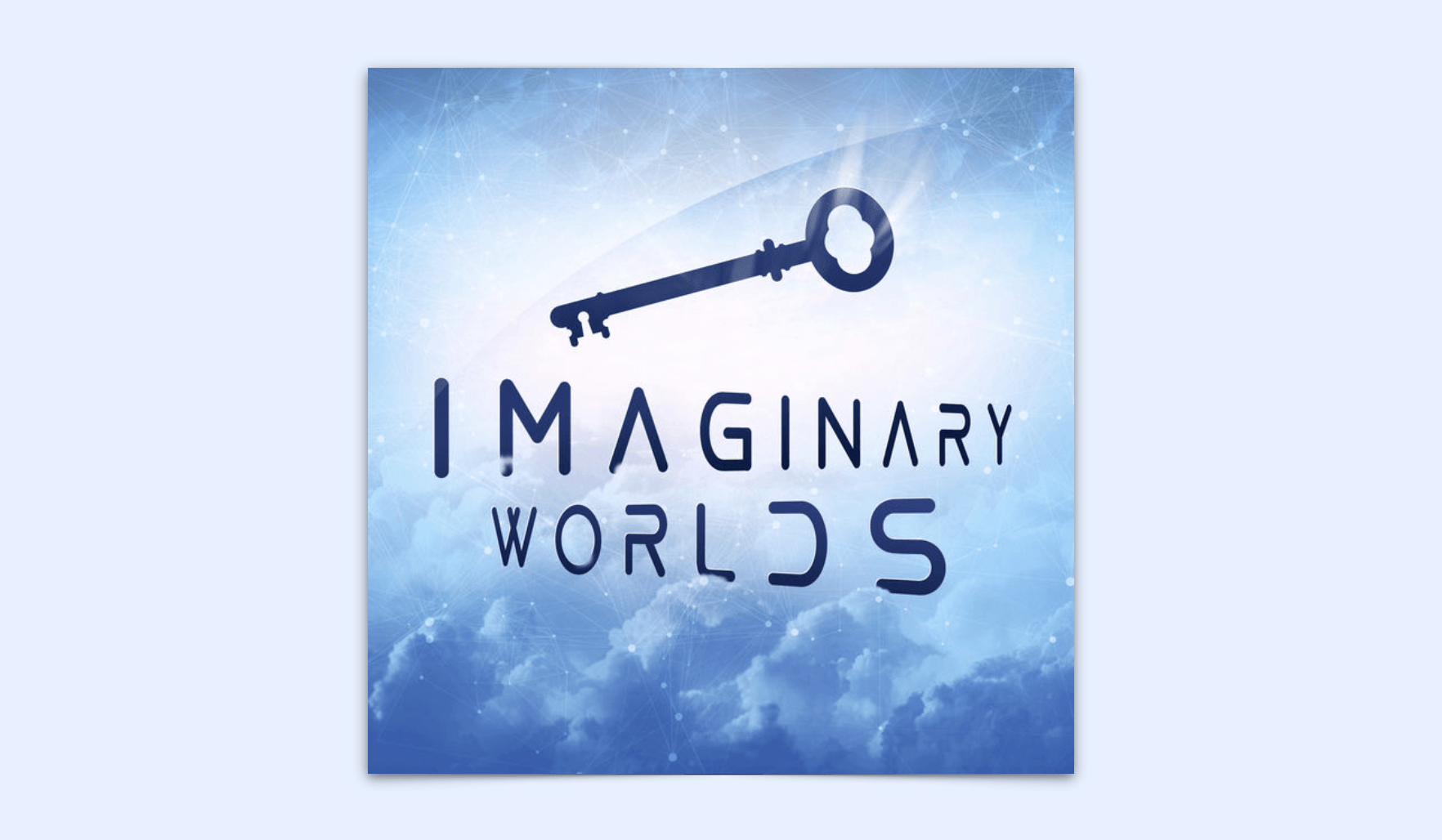 Imaginary Worlds Logo