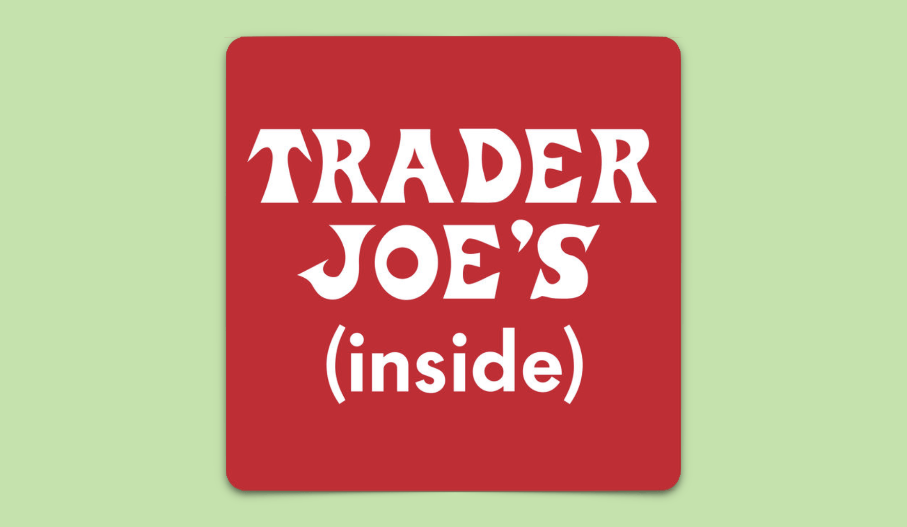 Inside Trader Joe's Logo