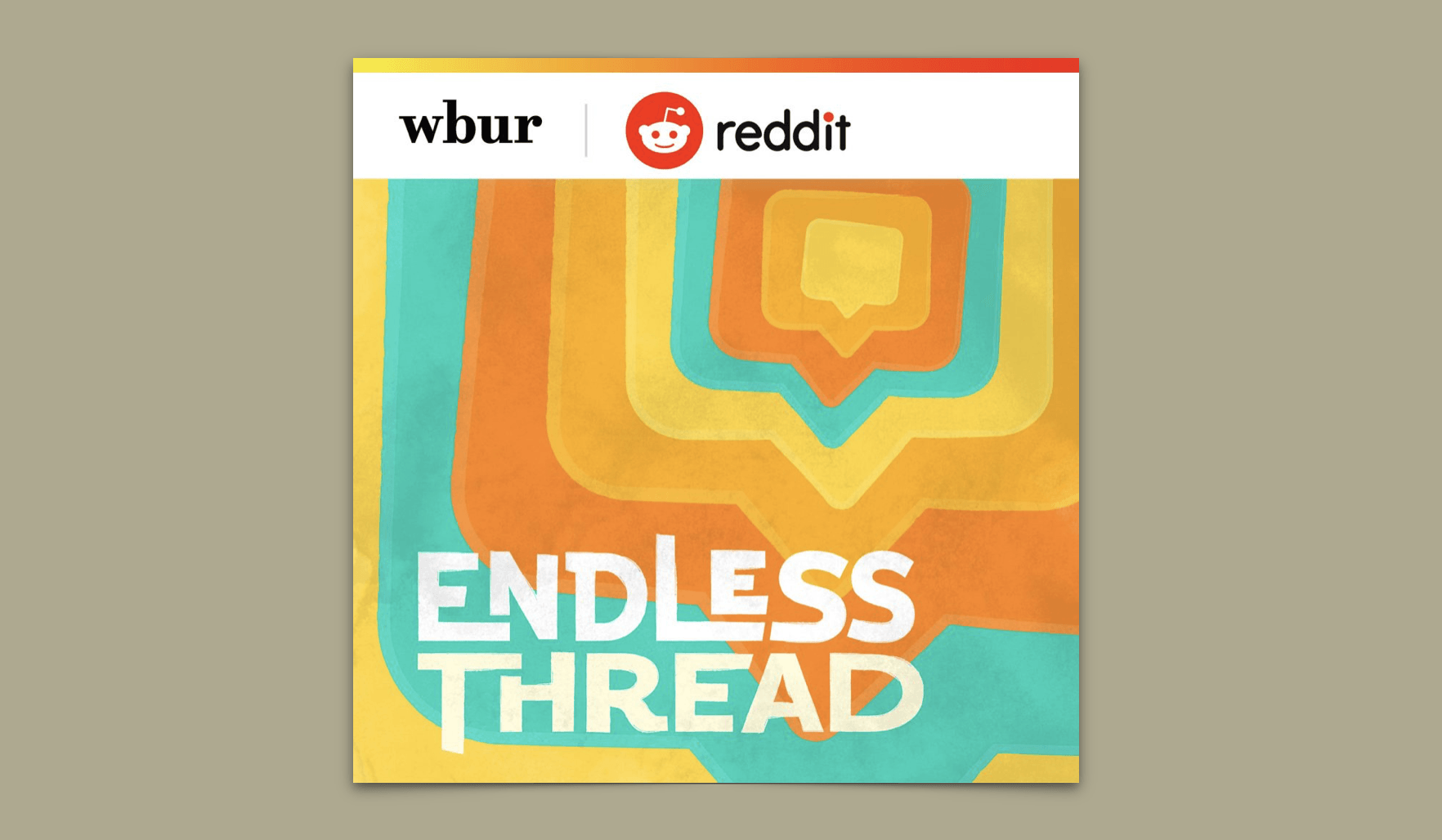 Reddit Endless Thread Logo