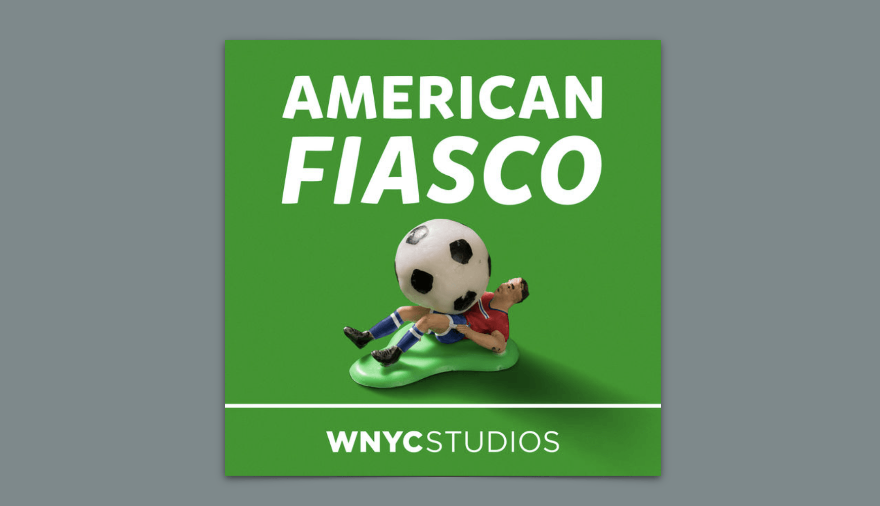 American Fiasco Podcast Review