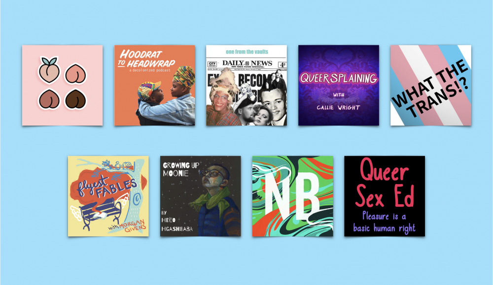 Best Trans and Nonbinary Podcasts