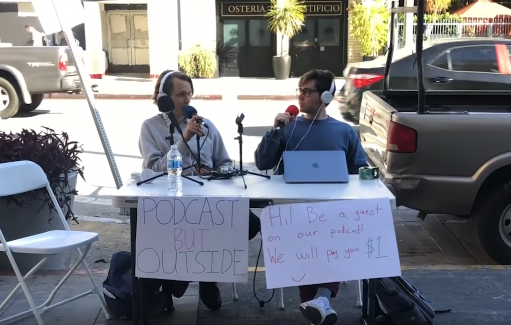 Podcast But Outside Michaan and Hersch