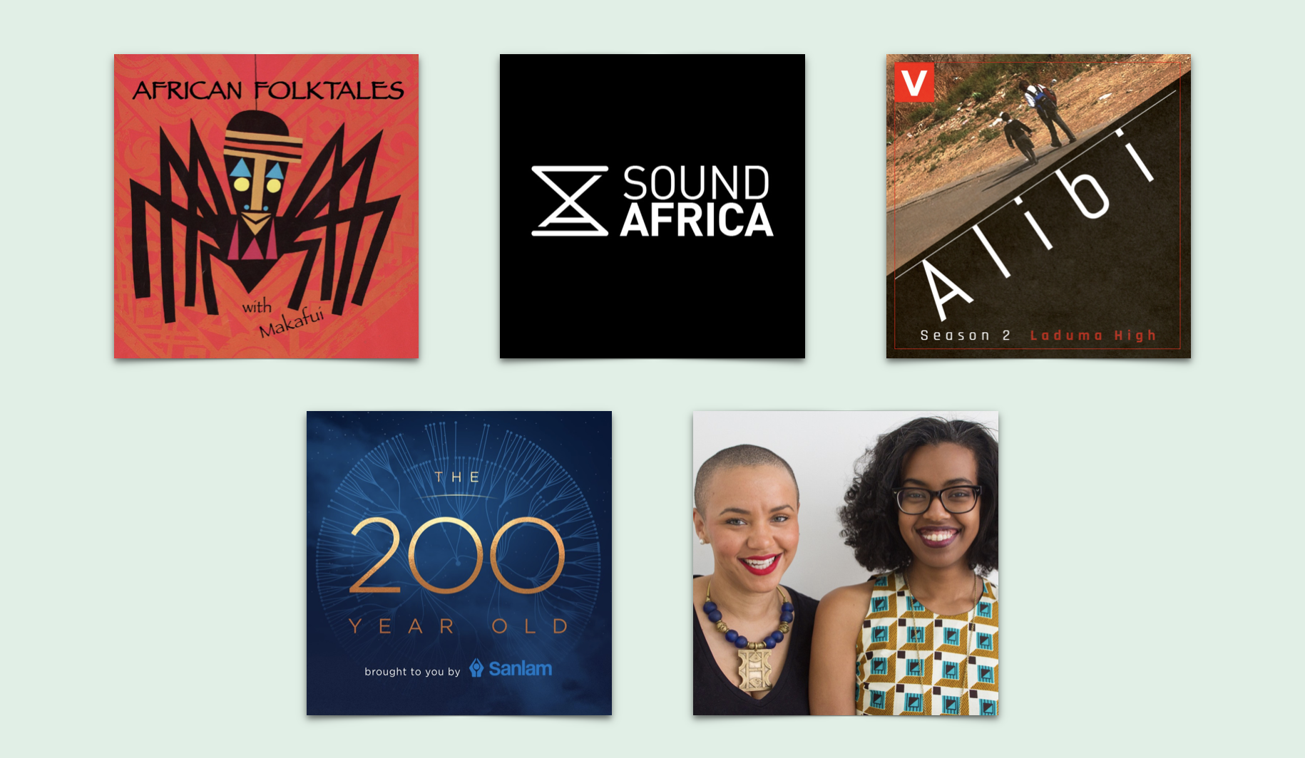 The 5 Best African Podcasts