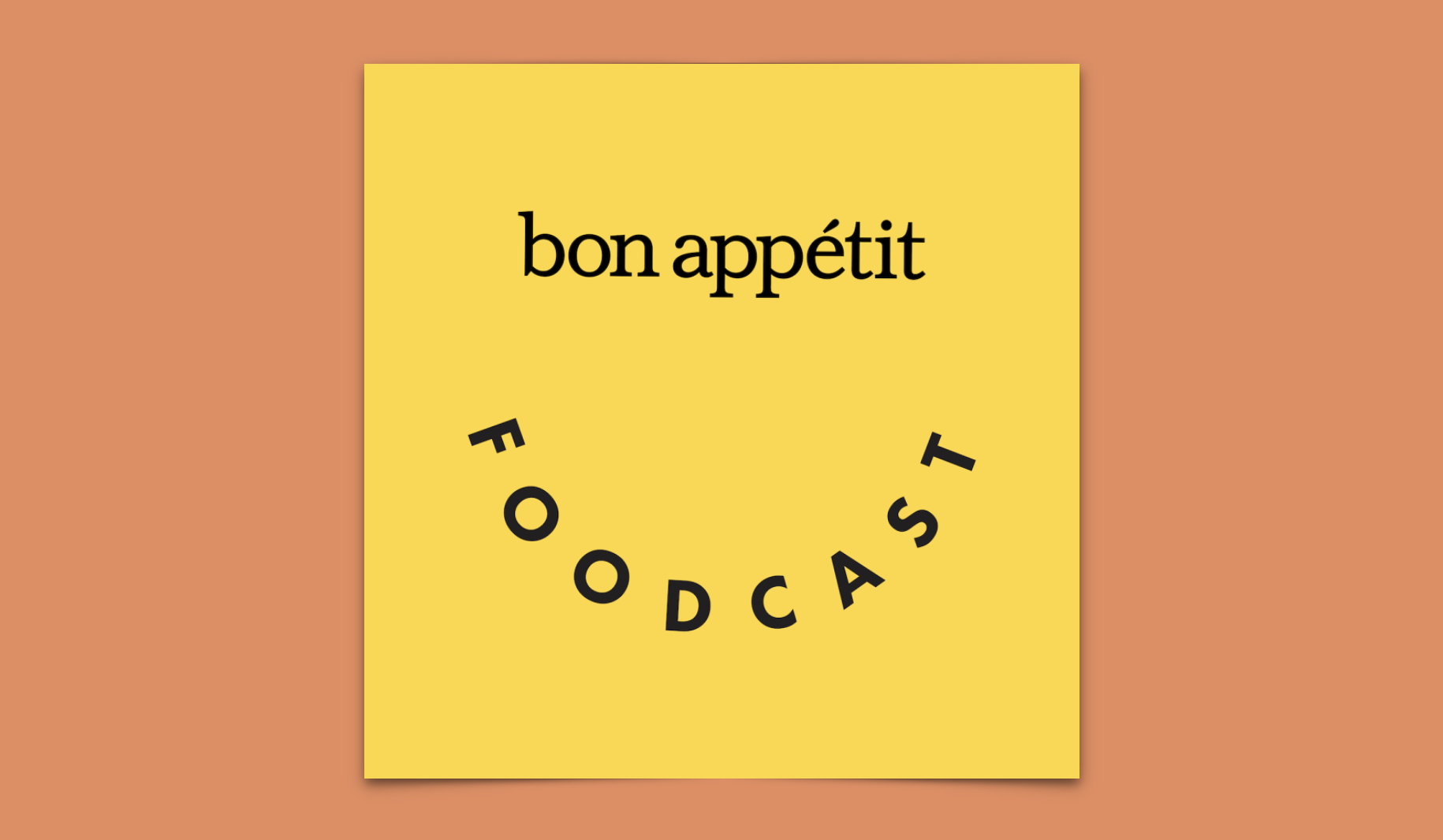 Foodcast Podcast