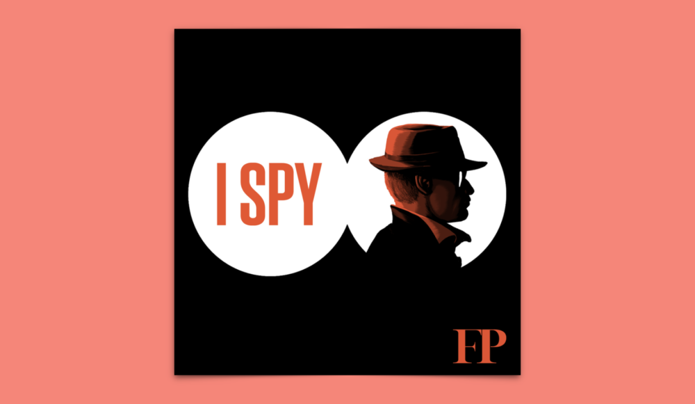 I Spy Podcast Review