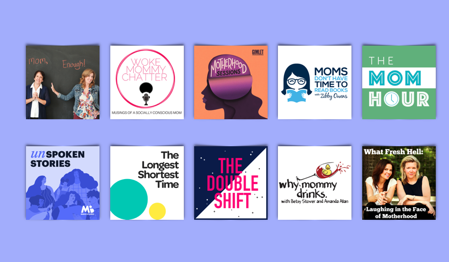 Best Podcasts for Moms