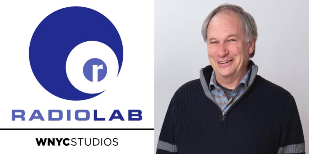 Robert Krulwich Radiolab