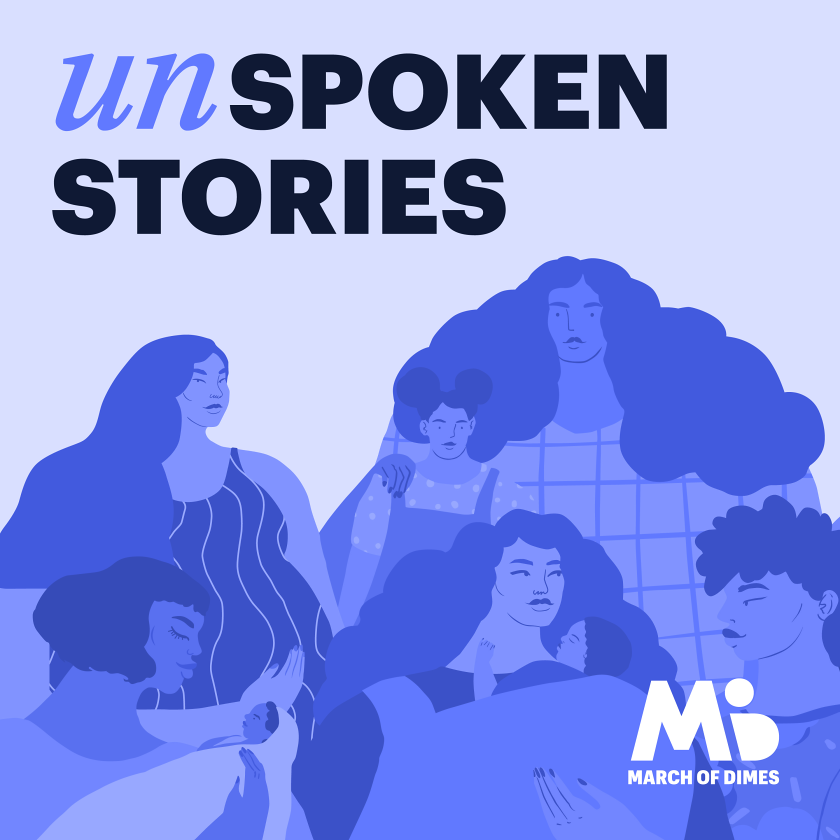 Unspoken Stories Podcast