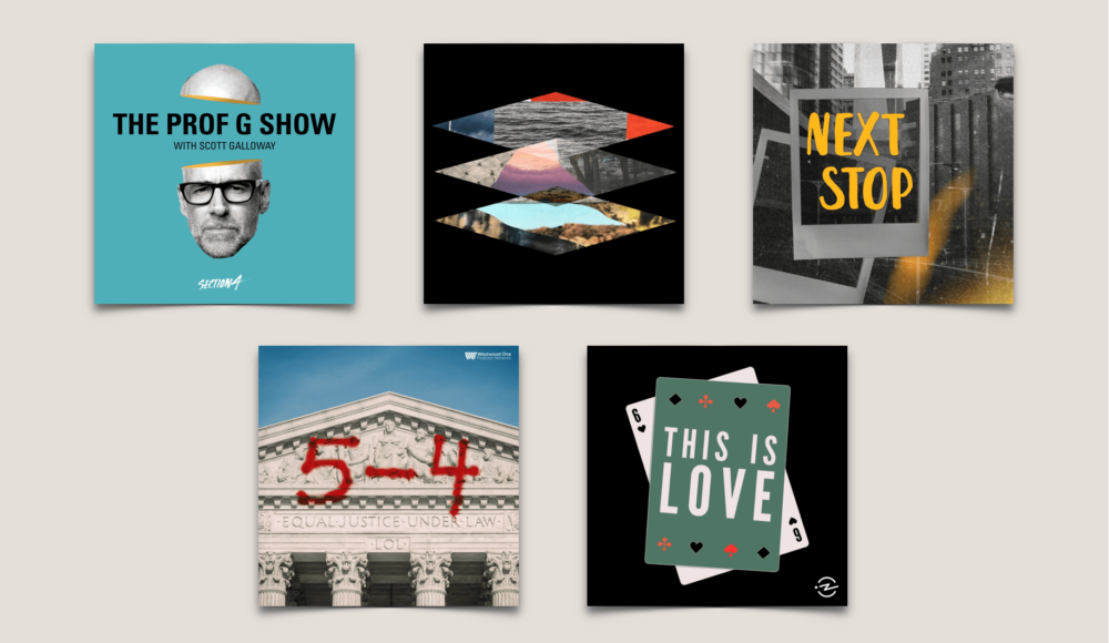 5 Podcasts to Listen to in April