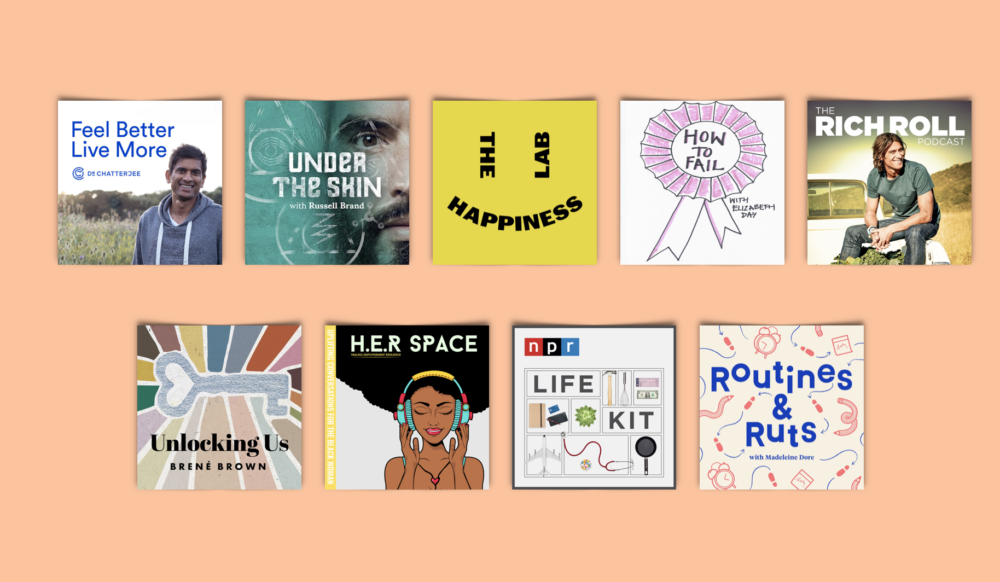 Best Self-Help Podcasts