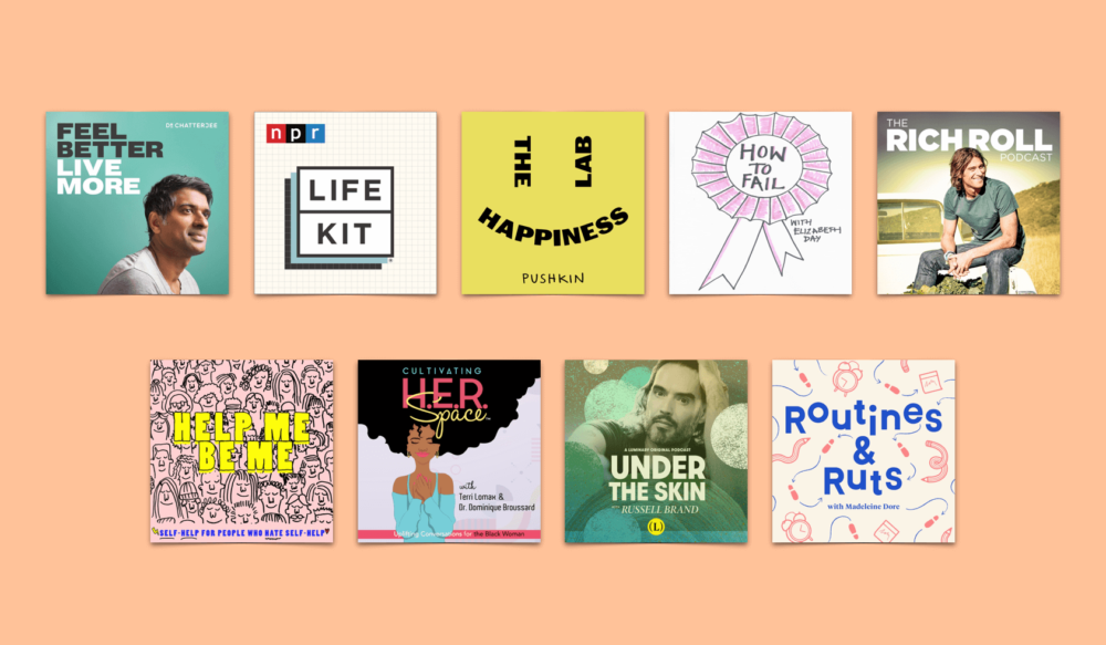 Best Self Help Podcasts