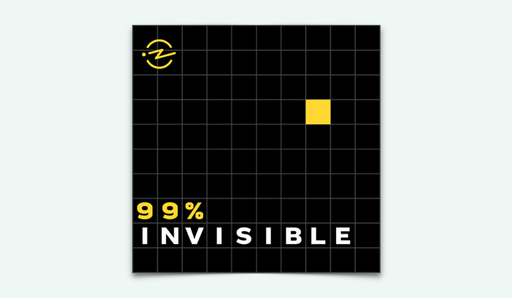 99% Invisible Podcast Episodes