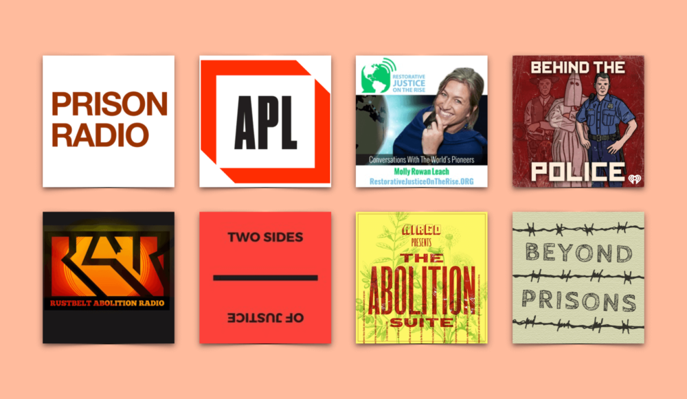 8 Podcasts on Police and Prisons