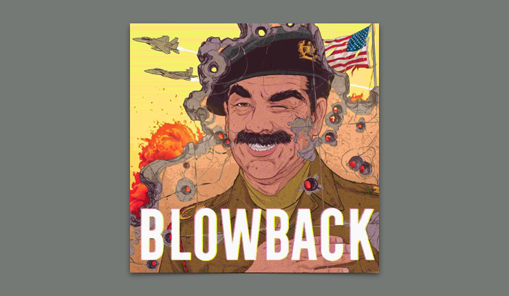Blowback Podcast Review