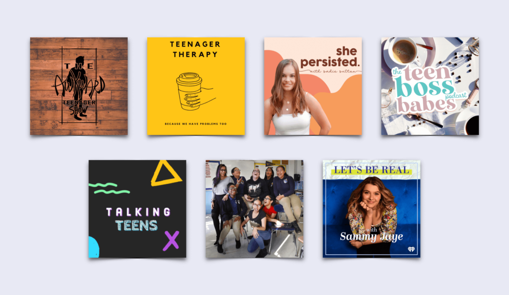 Best Podcasts for Teens by Gen Z Creators
