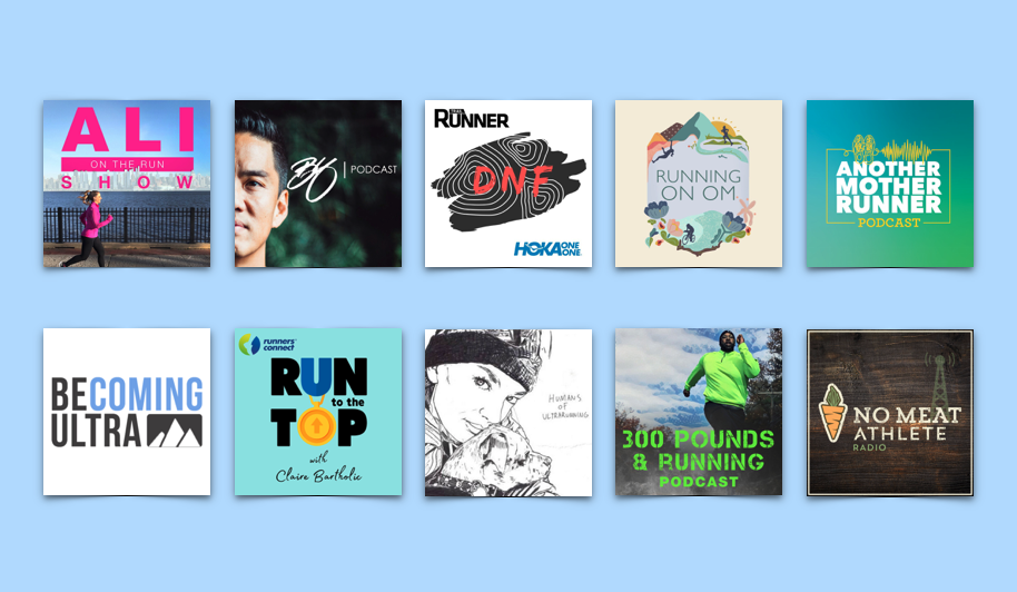 The Best Running Podcasts