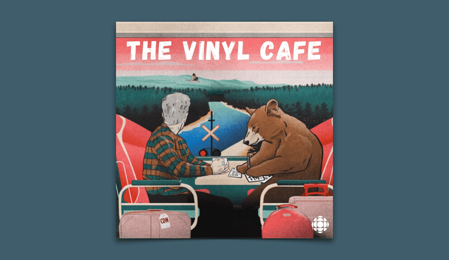 The Vinyl Cafe