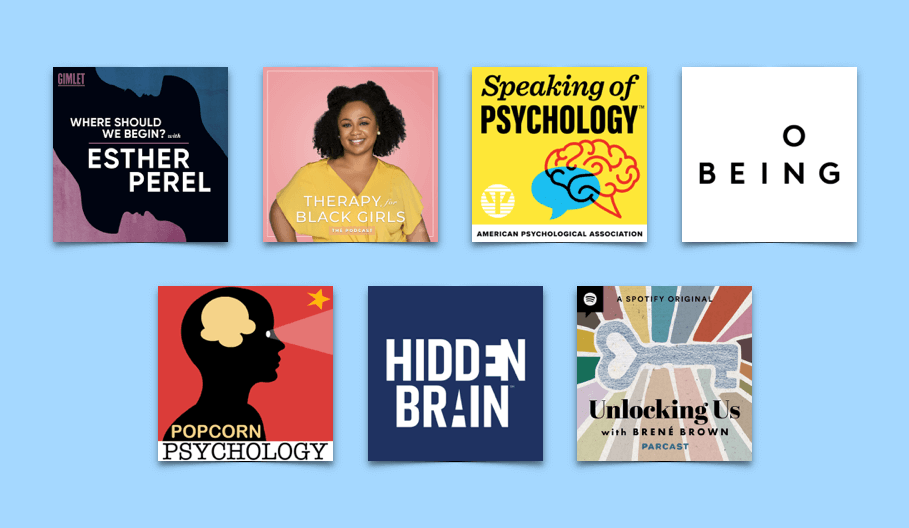 The Best Psychology Podcasts of 2020